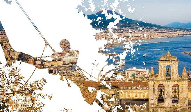 Tree climbing a Napoli