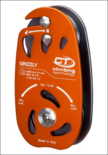 Carrucola CT Grizzly